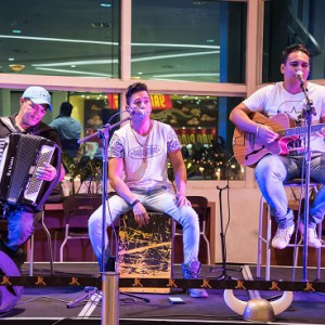 Sertanejo, rock e MPB estão presentes no outubro musical do JK Shopping