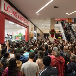 Na entrada de Ceilândia a Black Friday do JK Shopping vai virar a noite