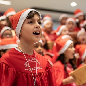A magia do Natal já invade as atrações do JK Shopping